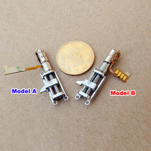 Микро крошечные 4 мм 2-фазный 4-проводной Точность Планетарный Шестерни коробка Шестерни шаговый двигатель, линейный винтовой металлический ползунок блок