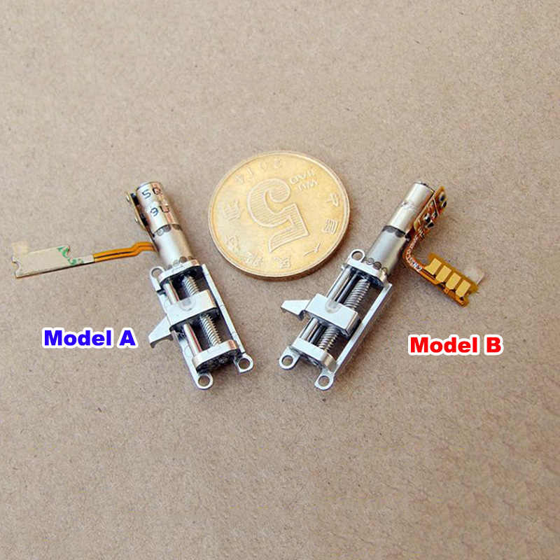 Micro Mini 4mm 2-phase 4-wire Precision Planetary Gearbox Gear Stepper Motor Stepping Motor Linear Screw Rod Metal Slider Block