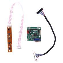 "Driver Board MT561 B Universal LVDS LCD Monitor Screen Controller 5V 10 42"" Laptop Computer DIY Parts Kit 37MC"