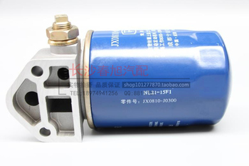 AUTO truck tractor oil filter assembly for JX0810 NL21-15F1 JX0810-J0300 фото