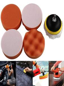 High-Buffer-Pad-Set Polisher-Tools for Truck Boat 6pcs/Lot New Durable Excellent-Quality
