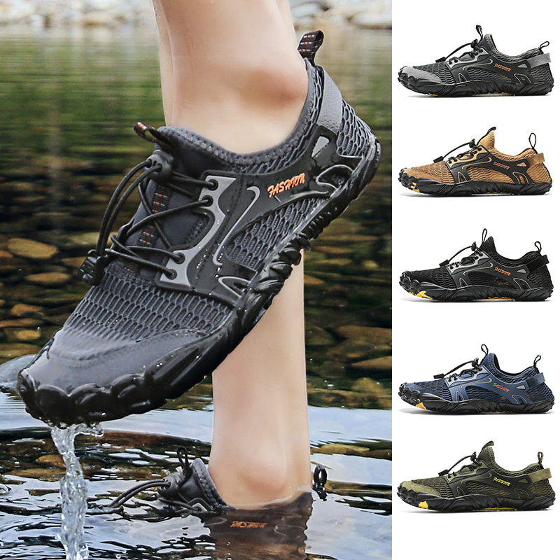 Latest Men's And Women's Outdoor Sports Shoes,Swimming Shoes, Beach Surfing Sandals, Bicycles Fishing Quick-Drying Hiking Shoes
