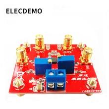 TLV3702 módulo Dual Nanowatt Power Comparator alta velocidad comparador baja corriente de suministro 8us unción Placa de demostración