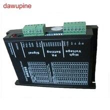 DM556 шаговый мотор контроллер 2-фазный цифровой Драйвер шагового двигателя 18-48 VDC 2.1A для 5.6A для Leadshine NEMA23 NEMA34