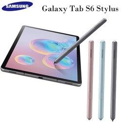 100% оригинал, SAMSUNG Galaxy Tab S6, стилус для SM-T860, SM-T865, планшета, стилус, сменная ручка, сенсорная ручка
