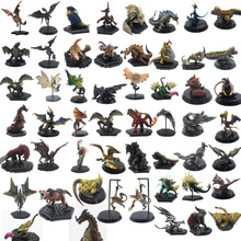цена на Monster Hunter World Generations Ultimate Dragon Monster Model Toys Collections Online Game Action Figure Christmas Gifts