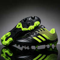 Sneakers Men Football Shoes Soccer Cleats Boots Long Spikes TF Spikes Sneakers Soft Indoor Turf Futsal Soccer Shoes Men Zapatos