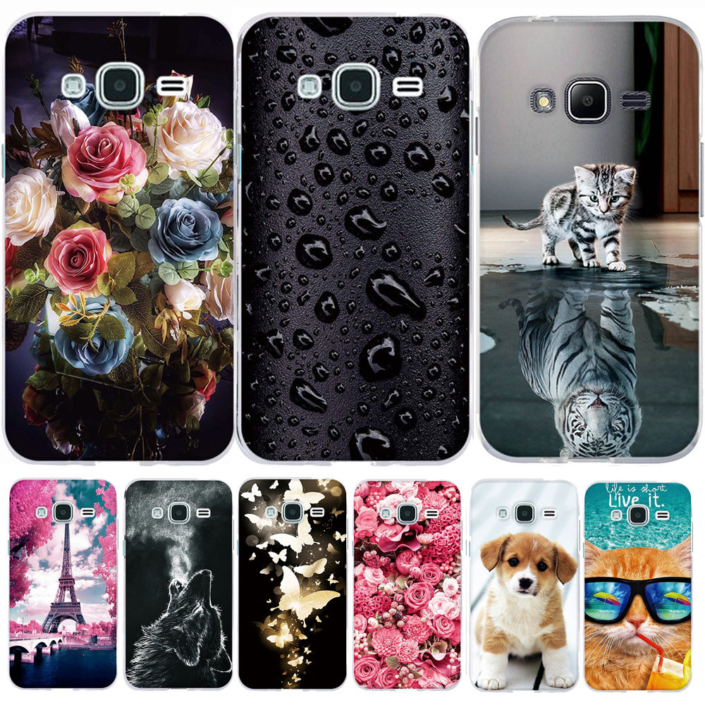 fundas for Samsung Galaxy j1 j J3 j5 2016 Case Cover For Samsung j5 j1 j3 2016 Case Silicon Cover For Samsung j3 j5 j1 2016 Case