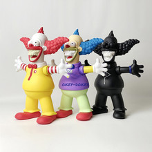 Street Art Popular Pvc Figure Ron Designed English With Madness Clown Collection Home Decora Gift Art Fashion Artist
