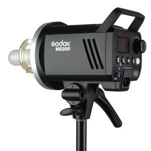 Image 3 - Godox MS200 200 Вт или MS300 300 Вт 2,4G встроенный беспроводной приемник, легкий, компактный и прочный, крепление Bowens, студийная вспышка