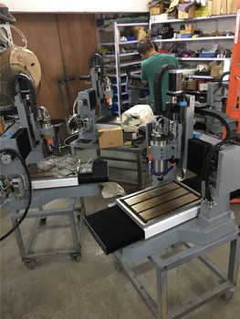 3 axis metal CNC engraving machine 3040 full cast iron wood router aluminum copper iron stainless steel acrylic cutting milling