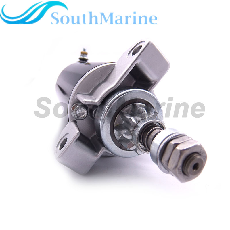 Boat Motor 50-859377T 50-884044T 50-888161T 50-893888T Starter Motor For Mercury Marine 40HP 50HP 60HP Outboard Engine, 18-6435