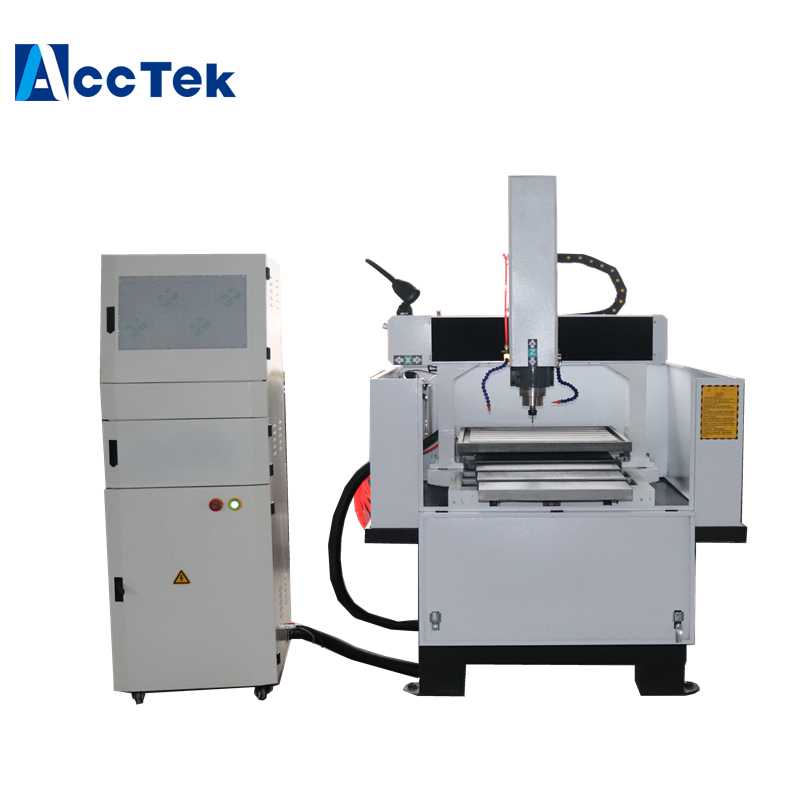 High Speed Cnc Engraver Machine6060 Inscription On Metal Cnc Router With Mach3 Controller