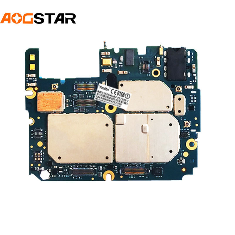 Aogstar Unlocked Main Board Mainboard Motherboard With Chips Circuits Flex Cable For <font><b>Xiaomi</b></font> Mi 5S <font><b>MI5S</b></font> M5S image