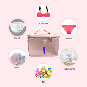 Image 5 - 59 Seconds Disinfection Kit Household Small Clothes Sterilization Bag Mobile Phone Mask Sterilizer Box LED UVC Disinfection Lamp