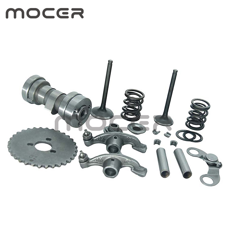 150 Cylinder Assy Kits Full Parts fit for <font><b>Lifan</b></font> <font><b>150cc</b></font> <font><b>Engine</b></font> ATV GO Kart Motorcycle GT-160 image