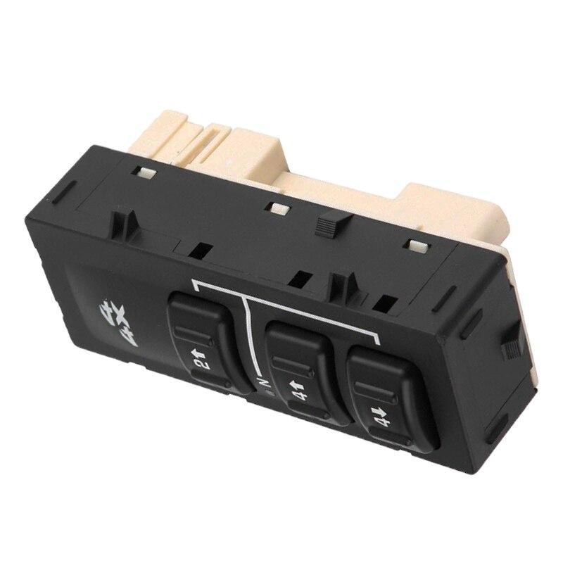 4WD Transfer Case Switch for GMC Sierra 1500 2500 2500 HD 3500 15136040