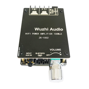 Image 3 - ZK 1002 HIFI 100WX2 TPA3116 Bluetooth 5.0 High Power Digitale Versterker Stereo Audio Board AMP Amplificador Home Theater