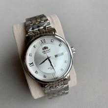 Orient-2021 relógio masculino mecânico topo marca de luxo relógio automático esporte inoxidável à prova dstainless água 100m relógio masculino safira cristal