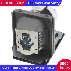 Image 2 - Compatible 2400MP for Dell Projector lamp P VIP 260/1.0 E20.6 310 7578 725 10089 0CF900 468 8985 with housing HAPPY BATE