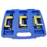 3PCS Ball Joint Separator Puller Removal Tool Kit For BMW FORD VOLVO VW NISSAN TOYOTA CHRYSLER OPEL Car Repair Tool