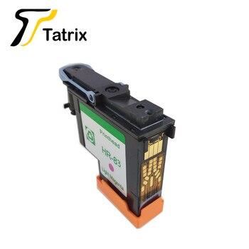 Tatrix 1 лм чернильный картридж для hp 83 печатающая головка, C4965A восстановленная головка для hp DesignJet 5000/hp DesignJet 5500