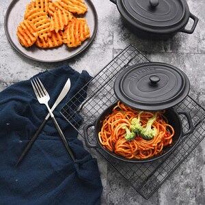 Image 5 - Grille noire au four fer cadre grille à pain support à gâteaux de cuisson pour aliments pain photographie accessoires Studio Photo accessoires fotostudio
