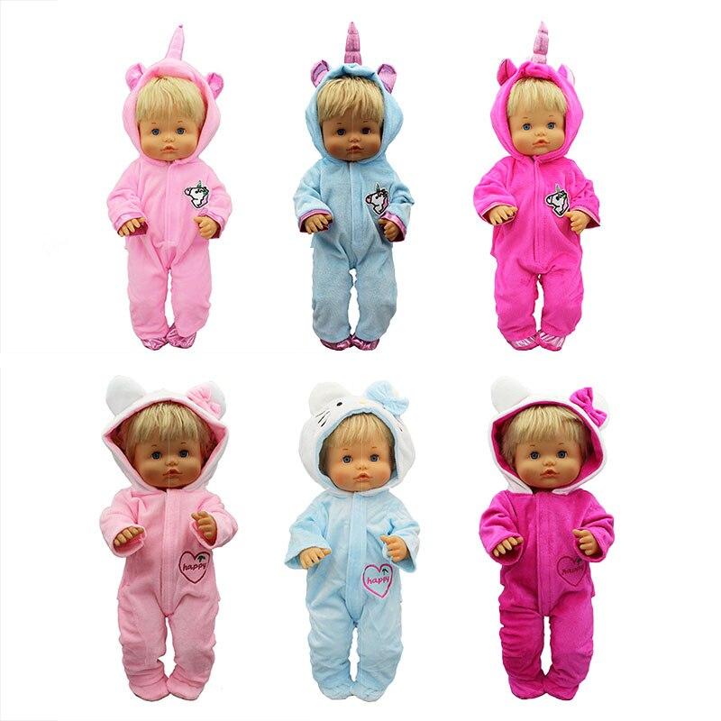 New Warm Suit Doll Clothes Fit 42cm Nenuco Doll Nenuco Su Hermanita Doll Accessories