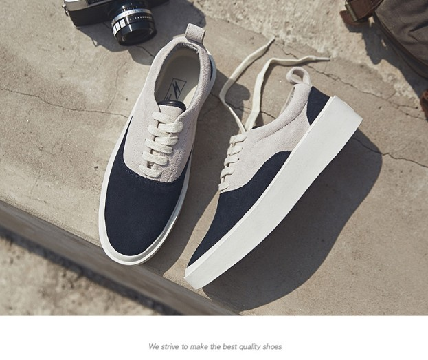 2020 SexeMara Brand Jerry Lorenzo Style 101 Sneaker Shoes Flat Lace Up Ins Hot God Casual Shoes  Skate Shoes