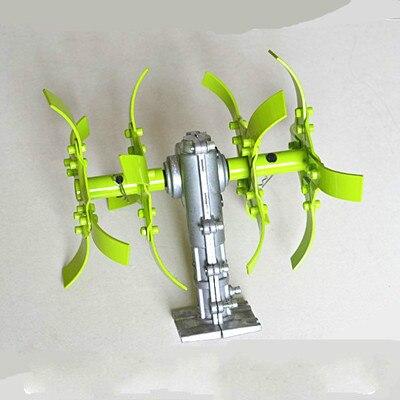 Honda de gasolina de dos tiempos y cuatro tiempos, mochila multifunción de alta potencia, cortacésped, rueda para cortar y deshierbe 5 uds., panel de luces Interior para coche de 4mm/0,16