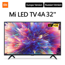 Xiaomi Tv Smart Televisie 4A 32 Inches 1.5G + 8G Opslag Ondersteuning Miracast DVB-T2 + C/S2 intellgent Led Televisie(China)