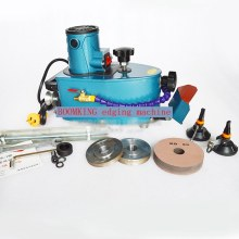 Стекло Ручной Шлифовальной Машины и полировщика, электрическая Полировочная машина 220V-50/60 Гц, многофункциональный станок для пришивки тесьмы полировочное колесо