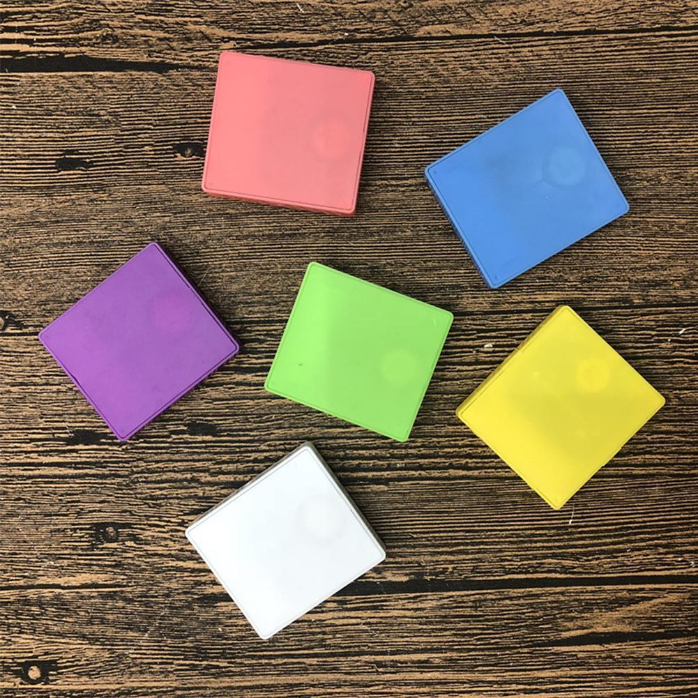 Yeni öğrenci küçük Mini elektronik hesap makinesi şeker ofis hediye hesaplama 5 renk malzemeleri G2M9