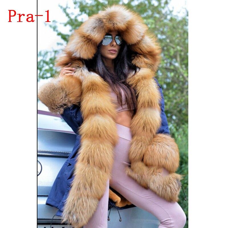 manteaux et renard rabais 3