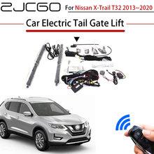 Zjcgo автомобиль Электрический хвост ворота лифт багажник Задняя