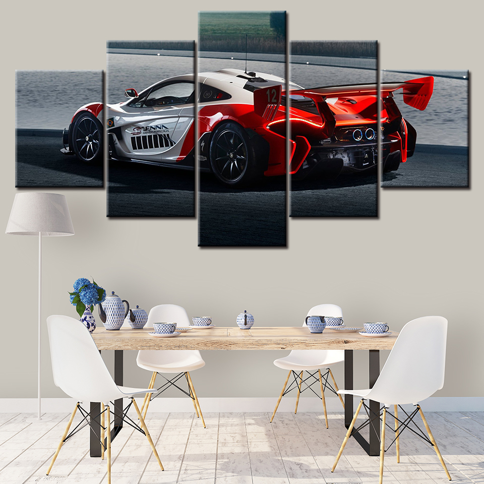 H7ce0fb4266a54aa7a33f716193e6b360J Canvas HD Prints Paintings Wall Art Home Decor 5 Pieces Welcome Dropshipping Wholesale We Can Provide All The Pictures