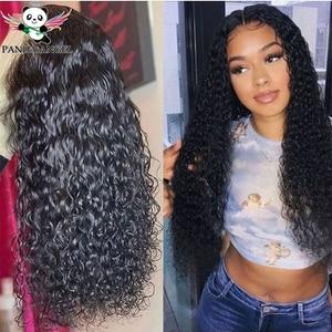 Brazilian Kinky Curly Wig Lace