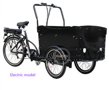 Hottest China made electrical cargo bike trailer cargo on the market