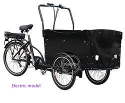 Najpopularniejsze wyprodukowano w chinach elektryczny rower dostawczy na sprzedaż
