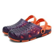 2020 New Comfort Beach Sandals Summer Crocs Shoes Man Sandals Clogs Crocks Man S