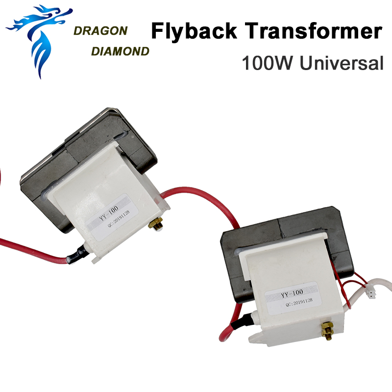 DRAGON DIAMOND High Voltage Flyback Transformer For CO2 100W Laser Power Supply