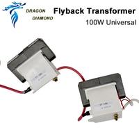 DRAGON DIAMOND Laser Engraver High Voltage Flyback Transformer for CO2 100W Laser Power Supply