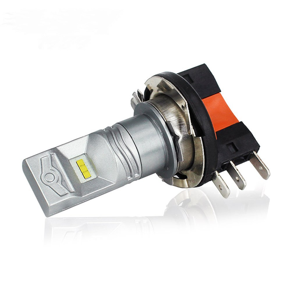 Универсальный 6 светодиодный 80 Вт CSP Автомобильный светодиодный передний противотуманный фонарь H15 авто светодиодный фонарь для вождения