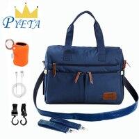 PYETA Baby Diaper Bags For Baby Stuff Accessory Maternity Bag For Mom Travel Mommy Shoulder Bag Nappy Bag Bolsa Maternidade