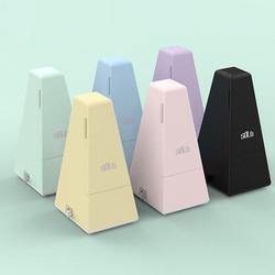 SLM-320 Mekanis Metronome untuk Gitar Bass Piano Biola Alat Musik Universal Irama Waktu untuk Pemula Kinerja