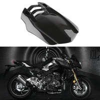 Motorcycle Carbon Fiber Rear Fender Cover Tirm Fit for YAMAHA MT10 MT 10 R1 2016 2020