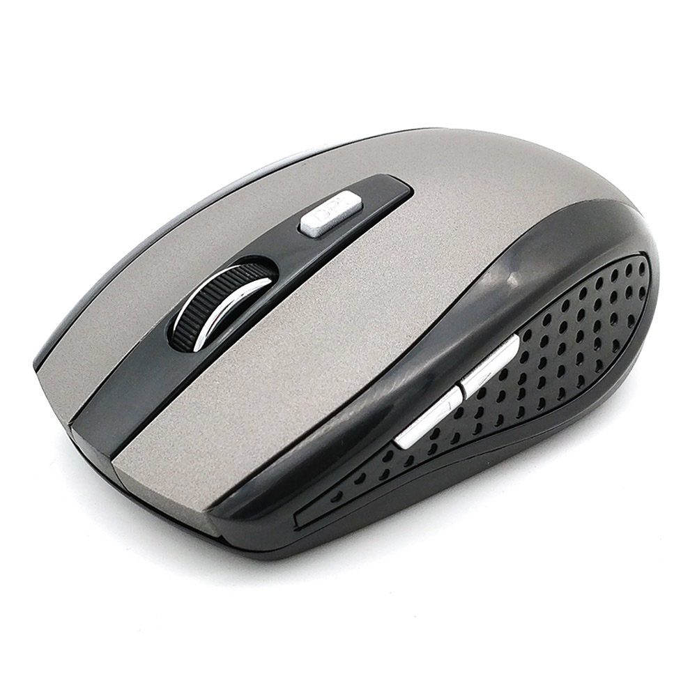 Hot Selling 2.4Ghz Wireless Game Mouse 2000 DPI Optical PC Mause With USB Receiver Mice for PC Laptop 6