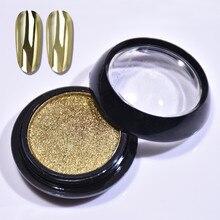 Зеркальный блеск для ногтей Beautybigbang, Твердотельный, фиолетовый, зеленый, металлический, цветной, пылеотталкивающий, металлический эффект, п...