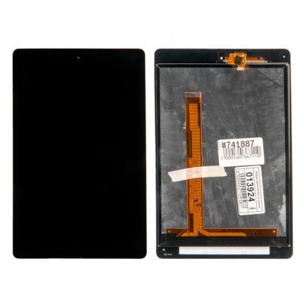Дисплей в сборе с тачскрином для Xiaomi MiPad 7.9, черный MiPad 7.9