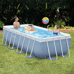 INTEX Piscina Round Frame Baby Play Swimming Pool Set Tube Rack Pond Adult Large Family Pool with Filter Pump